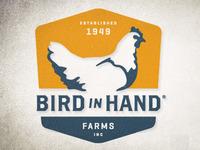 Bird In Hand Farms Logo