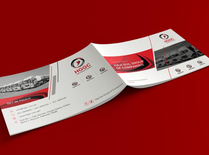HGGC Company Profile company profile design company branding profiles company profile