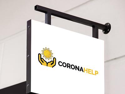 Corona Help Branding