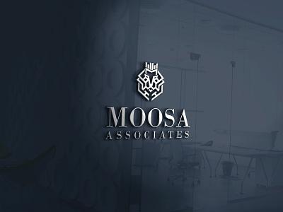 Moosa Associates Branding logos brand identity logodesign branding