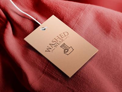 Washed Wear Branding design logo brand identity logos washed wear logodesign branding