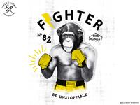 Fighter Monkey
