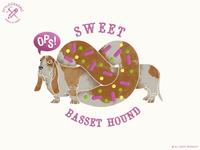 Sweet Basset Hound