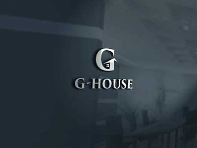 real estate property mortgage home building logo brand g-house brand identity real estate branding real estate agent real estate logo graphic design branding design brand design branding real estate realestate property mortgage logo design logodesign homelogo graphicdesign bulding