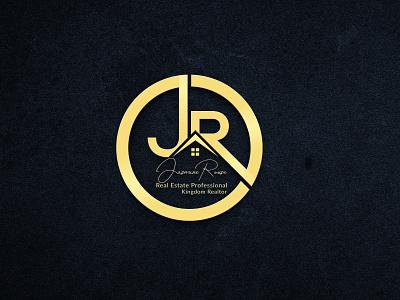 JR Logo | unique professional modern minimalist real estate logo jr real estate logo home logo real estate branding real estate agency real estate agent logotype logos minimalist logo logo homelogo mortgage real estate logo logo design real estate brand identity logodesign graphic design
