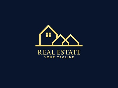Real Estate Property Mortgage Home Building Logo Design real estate agency real estate agent realestate logo design concept logo designer logo designs logotype logos mortgage logo unique logo design homelogo mortgage real estate logo logo design real estate branding brand identity logodesign graphicdesign graphic design