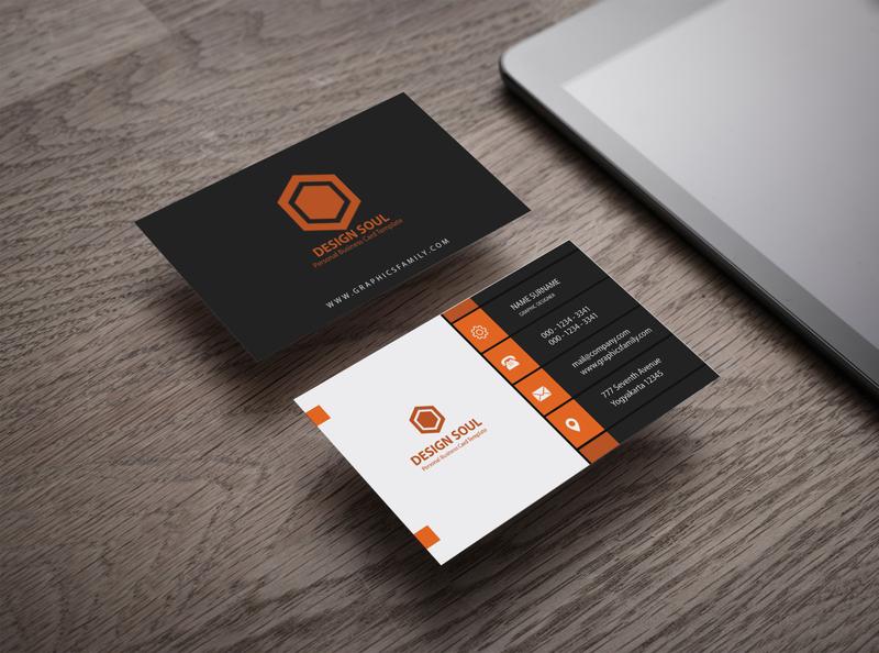 Professional Business Card Design adobe illustrator mockup design mockup custom photoshop business card design card design photoshop illustrator adobe photoshop