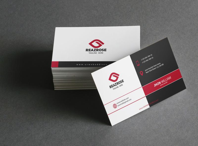 Professional Business Card Design logo design custom design business card design mockup design business card mockup card design adobe illustrator adobe photoshop photoshop
