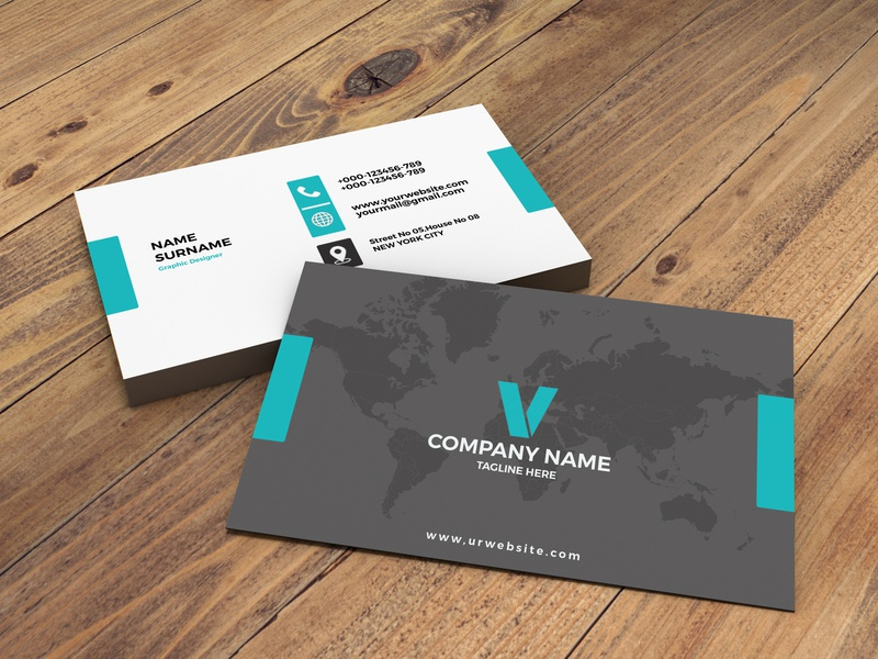 Professional Business Card Design design business card mockup adobe illustrator adobe photoshop mockup design business card design card design mockup illustrator photoshop