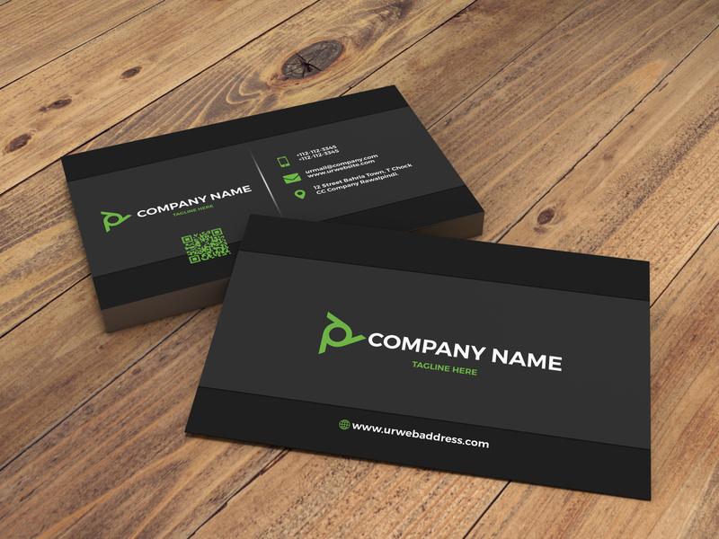Professional Business Card Design mockup template mockup design logodesign design business cards card design card business card design illustrator adobe photoshop photoshop