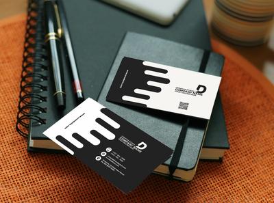 Professional Business Card Design card design mockup template adobe photoshop business cards mockup design design photoshop card mockup business card design