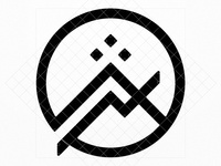 Branding Study branding symmetry logo