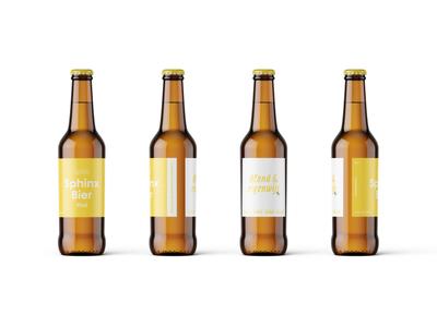 Sphinx Bier (Blond)
