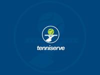 Tenniserve logo