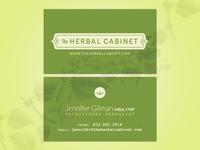 Herbal, Earthy Branding