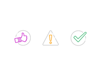 Dialog Icons