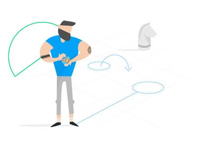 Design Strategy - Goodly strategy google design branding design character vector illustrator illustration adobe illustrator