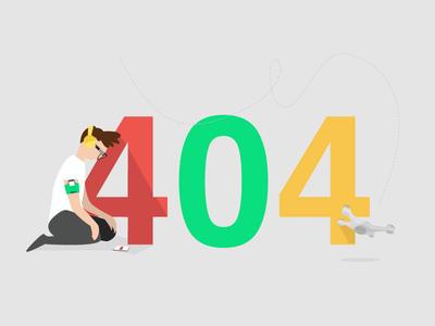 Uups - Goodly error error page error 404 drone technology tech branding character vector illustrator illustration adobe illustrator