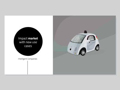 Intelligent Companies google waymo technology design vector illustrator illustration adobe illustrator