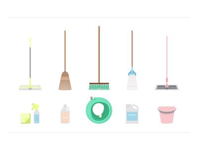 Floor Cleaning Supplies