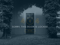 Door Locked 404