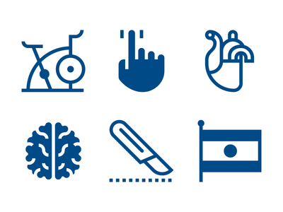 Medtronic Icons