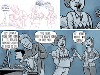 Overit Monthly Newsletter Comic 2