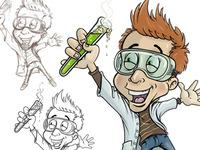 Science Kid