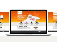 Picxel Website