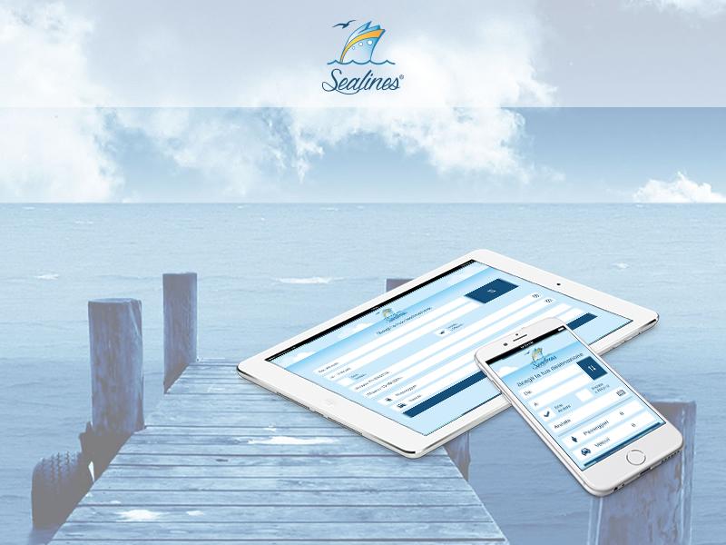 Sealines app