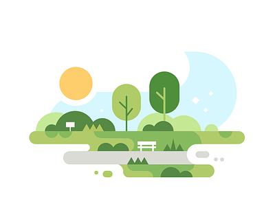 100 days of design #ِDay1 illustrator vector flat illustration illustration