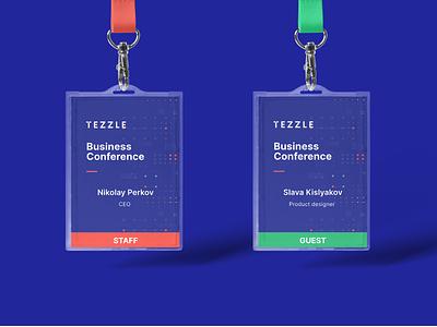 Tezzle - Badges typography badge pattern guideline guidebook logotype logo guidelines branding brand identity
