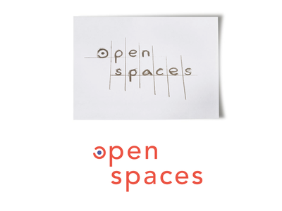 Open Spaces Logo design ui branding