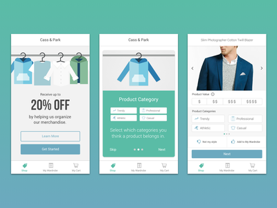 Design Challenge: Shopping App wireframes sketching mobile ui mobile design