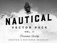 Nautical Vector Set Vol. II — New Art