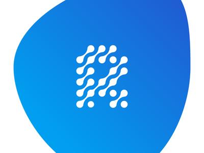 """""""R"""" Cell Divide Logo"""