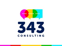 343 Consulting Agency Logo