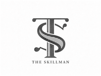 The Skillman Monogram Logo