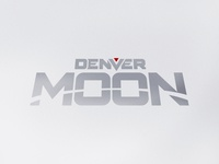 Denver Moon Logo for Hex Publishers