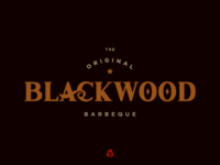 Blackwood Barbeque Branding