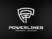 """PPT"" Powerlines Personal Training Monogram"