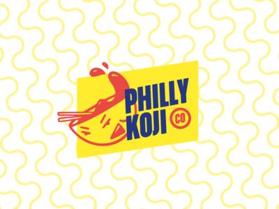 Philly Koji Brand Concept