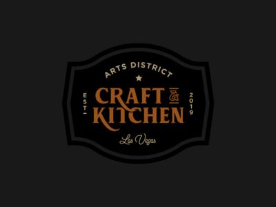 Arts District Craft & Kitchen Logo