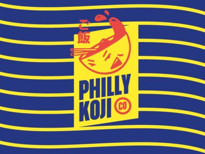 Philly Koji Logo Alternate