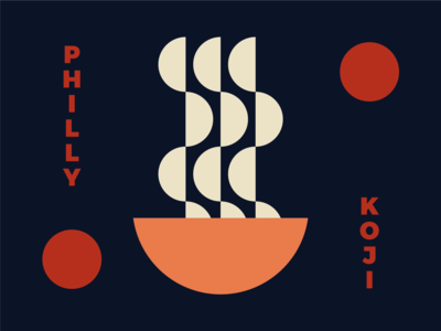 Philly Koji Co. Color Exploration