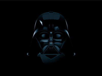 """Darth Vader"" Adobe Illustrator Tutorial Vid and Free Wallpapers free download wallpaper desktop youtube process tutorial gradient gradient mesh vector illustration starwars"