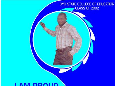 Mutairu Ajibade Profile profile design graphic design design graphic