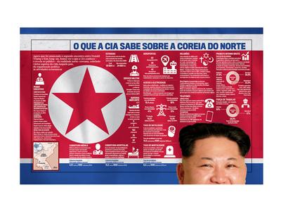 North Korea infographic newspaper infographic design editorial design designer design