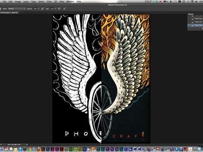Pedal Craft Poster process video