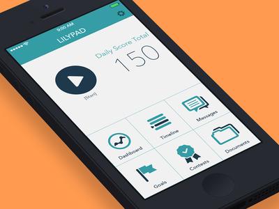 LilyPad iOS7 Update